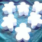 Paper Mache (6) Mini  Snowman Boxes