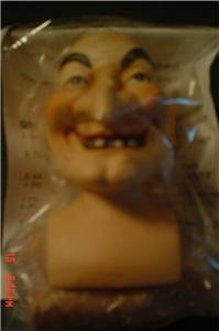 Porcelain Flesh Toned Witch Doll Kit~ Head 3 in /Hands
