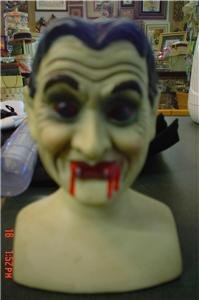 Porcelain Dracula Doll Kit~ Head 3  1/4 inch /Hands/Boots