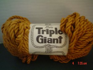 Triple Giant Gold Knotting Cord by Lily - 60 Yards - Macrame