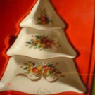 Stunning Christmas Lenox Divided Dish