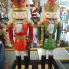 Pair of Used Nutcrackers