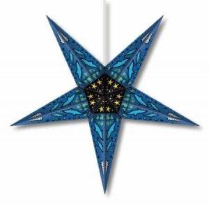Dolphin Star Lamp