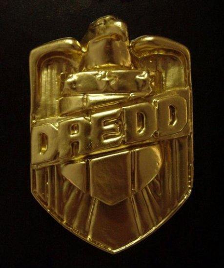 Judge Dredd Badge