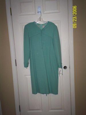 Green Dress, Carolina Herrera Studio
