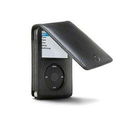 Digital Lifestyle Outfitters PodFolio for 5G iPod Black