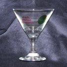 &quot;Eat Your Veggies&quot; Mini-Martini glass