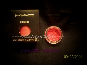 M.A.C PIGMENT SAMPLE *SWISH*