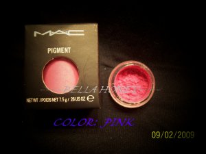 MAC PIGMENT SAMPLE *PINK*