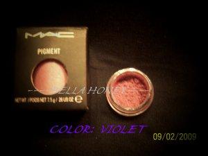 MAC PIGMENT SAMPLE *VIOLET*