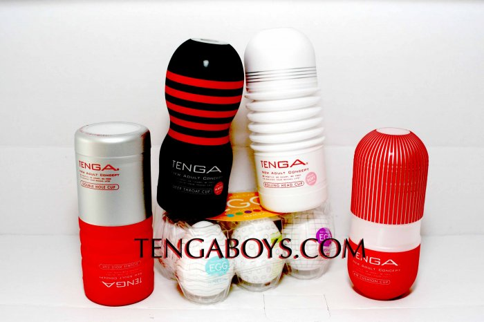 TengaBoys Party Pack
