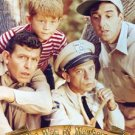 Men of Mayberry - Andy Griffith, Opie, Barney Fife, Gomer Pyle TIN SIGN