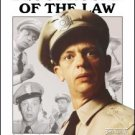 Barney Fife - Bloodhound of the Law TIN SIGN