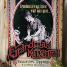 Grandma's Kitchen Decorative Toppings & Cooking Affections WEATHERED TIN SIGN
