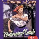 "Lucille Ball ""Vintage Lucy - The Grapes of Laugh"" - I Love Lucy TIN SIGN"