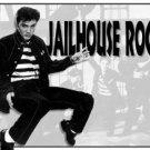 Elvis Presley Jailhouse Rock TIN SIGN