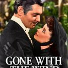 "Clark Gable Gone With The Wind ""Scarlet & Rhett"" TIN SIGN"
