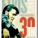 Elvis Presley - Always the Original, 30th, TIN SIGN