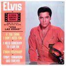 Elvis Presley Viva Las Vegas TIN SIGN