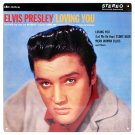 Elvis Presley - Loving You TIN SIGN