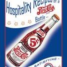 Pepsi - Hospitality Recipes TIN SIGN
