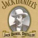 Jack Daniel's Distillery Portrait TIN SIGN