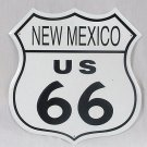 Route 66 New Mexico TIN SIGN