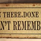 Been there - done that can't remember TIN SIGN
