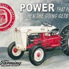 Ford Farming Tractor Juiblee TIN SIGN
