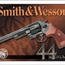 Smith & Wesson .44 Magnum TIN SIGN