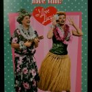 Lucille Ball - I Love Lucy - 'Girls just want to have fun' TIN SIGN