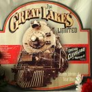Railroad - Great Lakes Train TIN SIGN