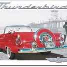 Thunderbird Beach TIN SIGN