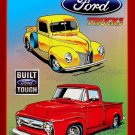 I Like Ol' Ford Trucks - TIN SIGN