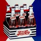 Pepsi - Take Home a Carton TIN SIGN