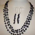 STUNNING SUNSITARA NECKLACE W/FREE EARRINGS*L@@K*