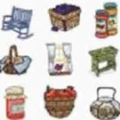 Country Items country touch with charm 20 designs
