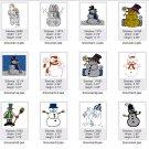 Snowman Pack 1