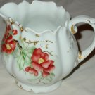 Limoges France Creamer Pitcher Signed A Lanternier