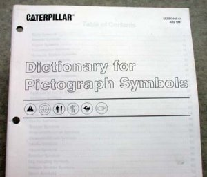 Pictograph Symbols - Dictionary