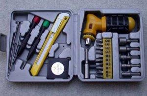Screwdriver Tool Set   24pc.