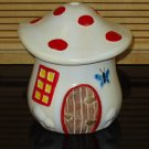Ceramic Mushroom House For Your Garden Decor