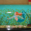 Handpainted Hand Painted Mailbox Mailboxes with Mermaid Design 12