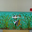 Handpainted Mailbox Angel Fish Hand painted Mailboxes Angel Fish 25