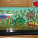 Handpainted Mailbox Hand Painted Mailboxes Fun Funky Fish Design