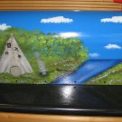 Handpainted Mailbox Mailboxes Native American Themed Hand Painted