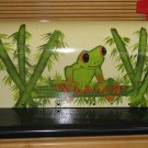 Handpainted Tree Frog Mailbox Design Hand Painted Mailboxes