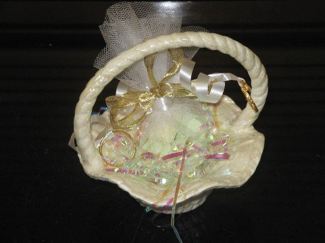 Basket Wedding Shower Favor