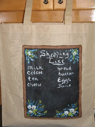 Large Reusable Tote Bag Shopping Tote Bag Grocery Tote Bag