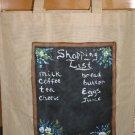 Large Reusable Tote Bag Shopping Tote Bag Grocery Tote Bag
